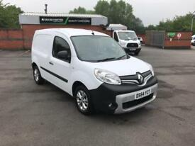 Renault Kangoo Ml19dci 90 Eco2 Sport Van NAV DIESEL MANUAL WHITE (2014)