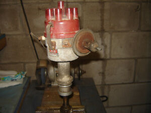 Early Ford FE Mallory dual point distributor/distributer