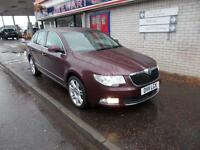 2011 Skoda Superb 2.0TDI CR ( 170ps ) DPF 4X4 Elegance