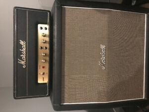 Marshall 2061X Handwired Head and Cabinet