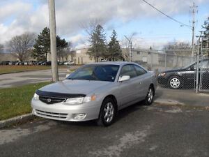 2000 Toyota Camry SE Coupe.CERT,, E-TESTED CAR PROOF CLEAN