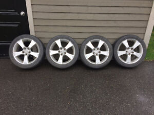 Roues Mazda 205/50R17