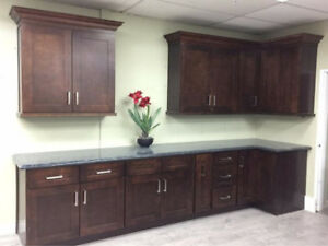 Solid Wood Kitchen Cabinets Wholesale Blow out Sale!!