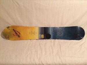 Snowboard burton indie 158cm