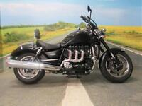 Triumph Rocket III Roadster 2015