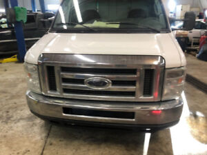 GARAGE KEEPERS LIEN SALE 2008 FORD E450
