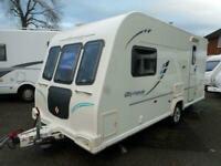 2010 Bailey Olympus 462 - 2 Berth Touring Caravan