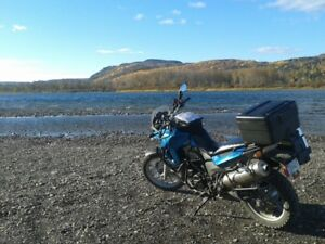 Loaded BMW 2009 F650GS