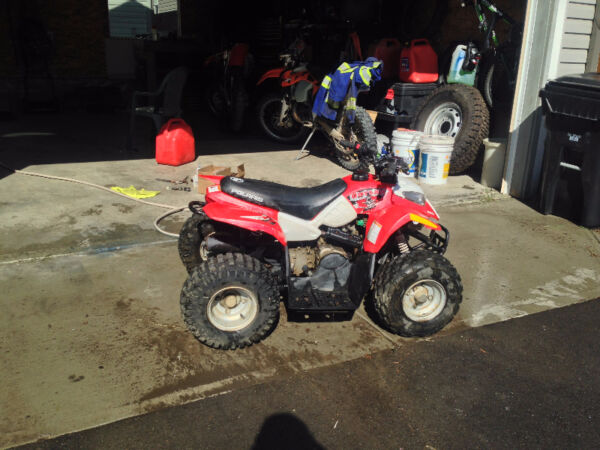 Used 2012 Polaris outlaw