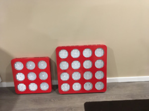 2 Excellent Top Quality Grow Lights