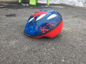 Spiderman Biking Helmet