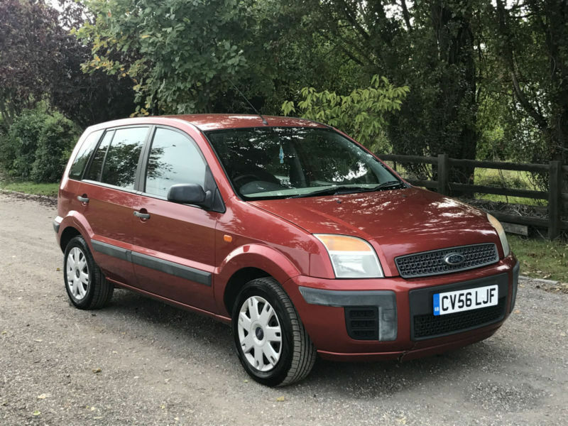 Ford Fusion 1.4TDCi 2006 (56) Style Climate DIESEL