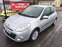 2010 RENAULT CLIO I-MUSIC (60) 1 YEAR MOT, WARRANTY , IMMACULATE £1995