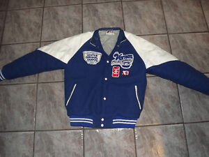 great condition winter carnival jacket