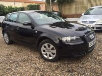 AUDI A3 2.0 AUTOMATIC DIESEL SPORTBACK, BMW 1 SERIES, VAUXHALL ASTRA, FORD FOCUS, VOLKSWAGEN GOLF