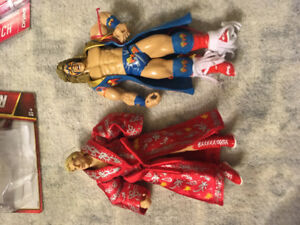 WWE Action Various Action Figures
