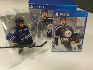 Brand new sealed NHL 17 and 2nd copy used once