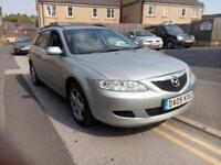Mazda Mazda6 2.0TD TS2 ESTATE - 2005 05-REG - 6 MONTHS MOT