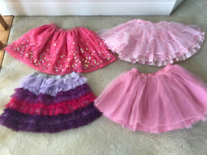 Gently Worn and Brand New! Girls Clothing size 4-5