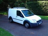 Ford Transit Connect L220 td swb -1753cc good condition no vat