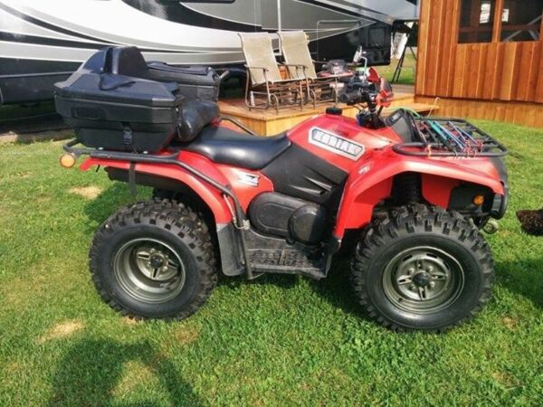 Used 2003 Yamaha kodiak