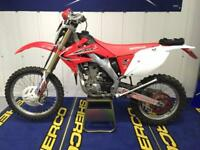 HONDA CRF 250X 2012 ENDURO ROAD REGISTERED - GOOD CONDITION