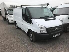 FORD TRANSIT 280 LR, White, Manual, Diesel, 2013