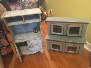 Miniature Cabinets.