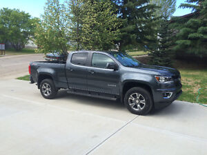 2015 Chevrolet Colorado Z71 Crew Cab Long Box Pickup Truck