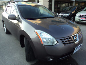2008 Nissan Rogue SL/carproof clean/certified SUV, Crossover