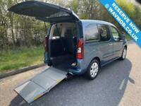 2015 Citroen Berlingo Multispace Wheelchair Accessible Disabled Access Ramp Car