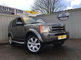 Land Rover Discovery 3 2.7TD V6 2007MY XS 4X4