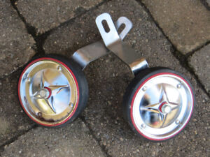 FOR SALE:  TRAINING WHEELS