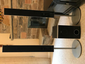 BIG BIG SOUND!GREAT DEAL! COMPLETE SONY HOME THEATRE SYSTEM.
