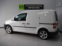 2011 Volkswagen Caddy Van 1.6 diesel Alloys BUY FOR ONLY £24 A WEEK, FINANCE