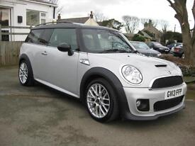 2013/13 MINI Clubman 2.0 TD Cooper SD (Chili pack) Over £6000 of Extras, FDSH
