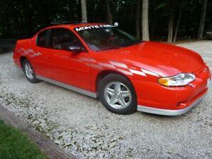 PACE CAR REPLICA - 2000 Monte Carlo Ltd. Edition