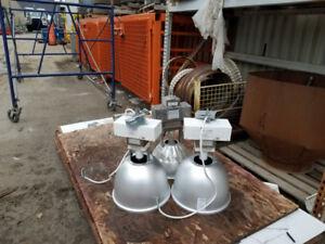 Lumière 400watts metal halide 120 volts et 347