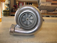Rebuilt Detroit 8V92TA Turbocharger with 1 year warranty
