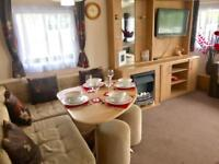 Family Delta Phoenix Static caravan for sale Cornwall 3 bed double glazed