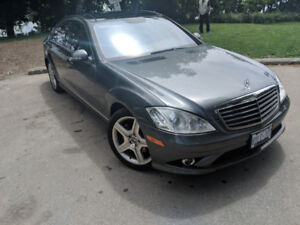2007 Marcedes Benz s550 AMG appearance package, LOW KM