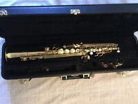 Yanagisawa s991 soprano sax in mint condition.