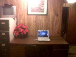 Basement Furnished Room for Rent all inclusive November 1st Peterborough Peterborough Area image 5