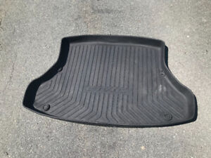 Honda Civic SI Coupe High Wall Winter Matts and Trunk Liner