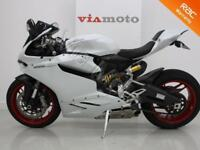 DUCATI 899 PANIGALE ABS - WHITE 899 PANIGALE ABS WHITE (14MY)