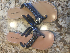 Ladies Brand Name Size 7 Shoes - Material Girl, Nine West, Coach