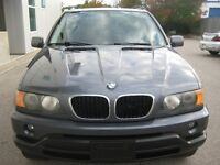 2003 BMW Other 3.0i SUV,  SAFETY AND ETEST