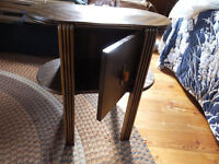 Antique Pipe tobacco Stand