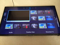 "Samsung 40"" Smart LED Tv Netflix BBC iplayer warranty free delivery"