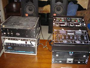 pro PA system or complete DJ setup Kitchener / Waterloo Kitchener Area image 2